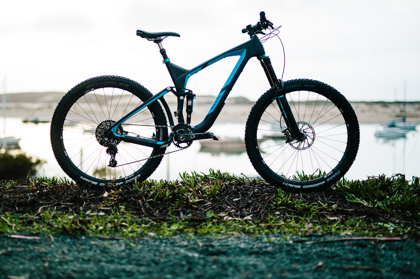 2015 Marin Attack Trail C-XT9 - 19 Bikes Tested - 2015 Vital MTB Test Sessions - Mountain Biking Pictures - Vital MTB