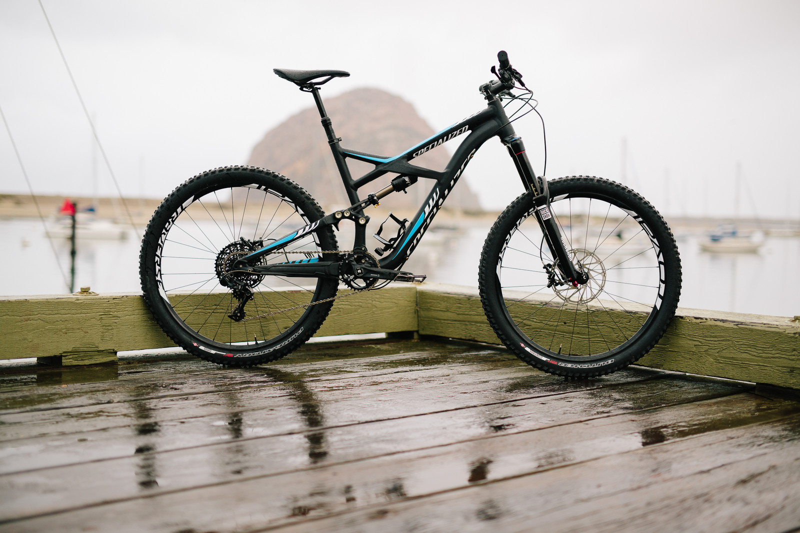 2015 Specialized Enduro Elite - 19 Bikes Tested - 2015 Vital MTB Test Sessions - Mountain Biking Pictures - Vital MTB