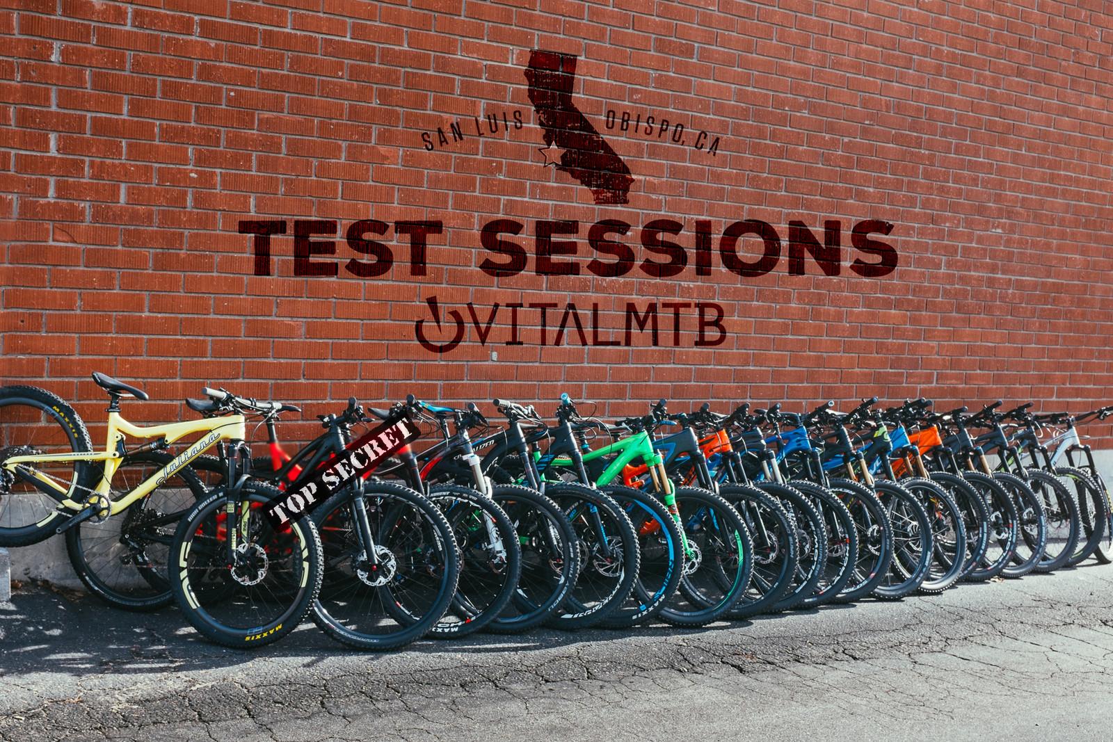 19 Bikes Tested - 2015 Vital MTB Test Sessions - 19 Bikes Tested - 2015 Vital MTB Test Sessions - Mountain Biking Pictures - Vital MTB