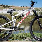 Logan Peat's Prototype Santa Cruz Slopestyle Bike