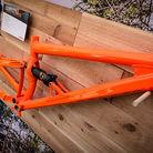 Prototype Mongoose Slopestyle Frame