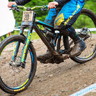 Rupert Chapman's Bergamont Straitline G-ed Out at the Fort William World Cup