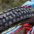 Prototype Maxxis Aggressor Tire with Double Down Casing