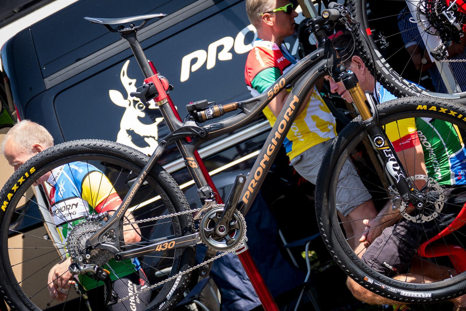 2016 Pronghorn 27.5 - 2016 Trail, All-Mountain & Enduro Bikes at Eurobike - Mountain Biking Pictures - Vital MTB