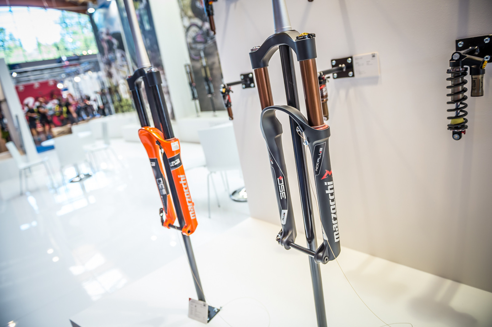 2016 Marzocchi at Eurobike - 2016 Mountain Bike Components at Eurobike - Mountain Biking Pictures - Vital MTB