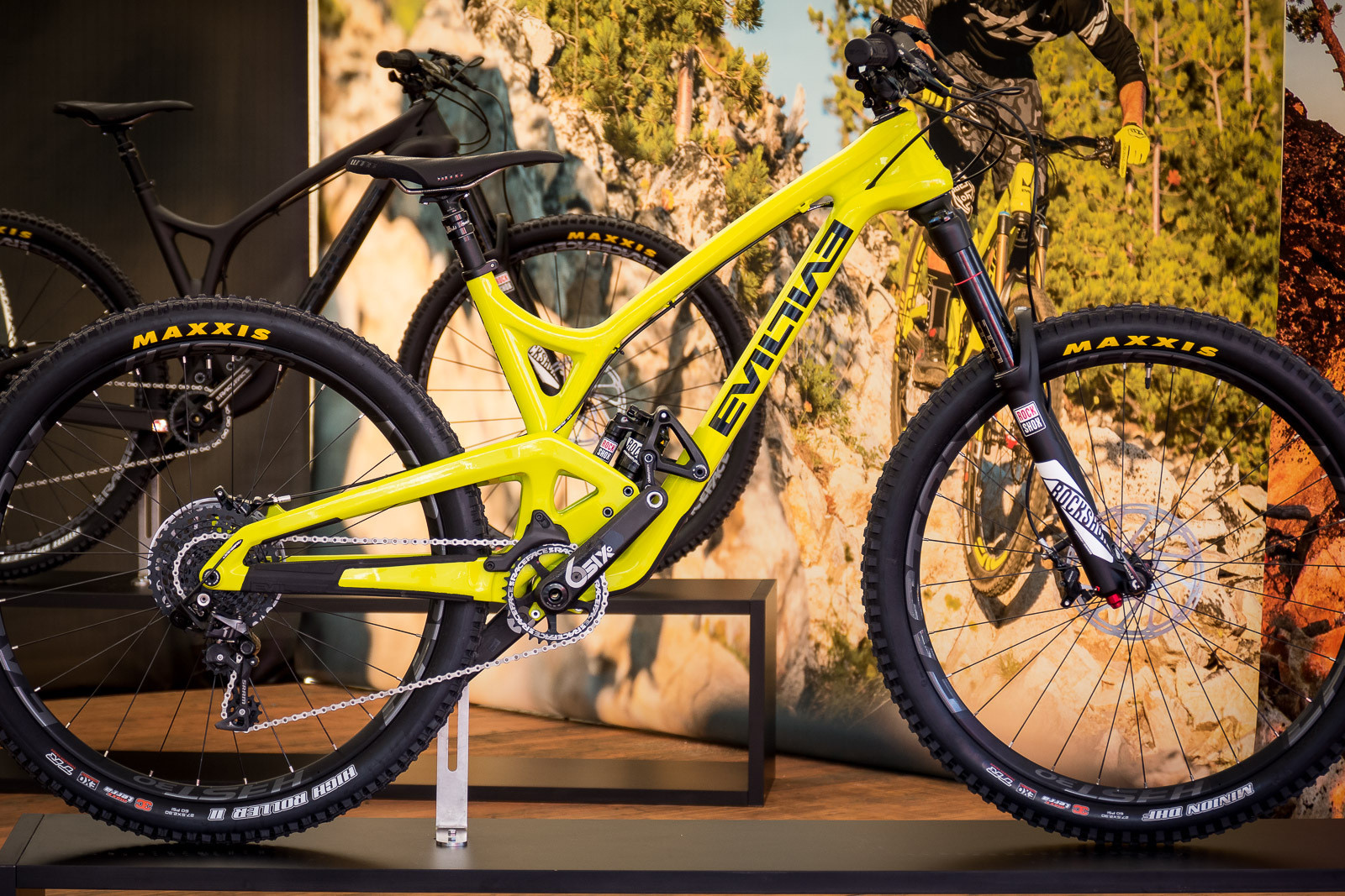 2016 Evil Insurgent - 2016 Trail, All-Mountain & Enduro Bikes at Eurobike - Mountain Biking Pictures - Vital MTB