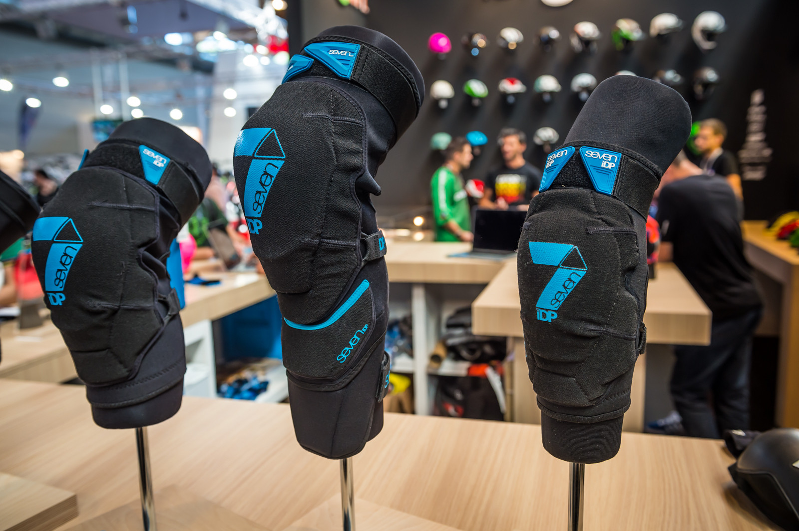 2016 7 Protection at Eurobike - 2016 Mountain Bike Apparel & Protection at Eurobike - Mountain Biking Pictures - Vital MTB
