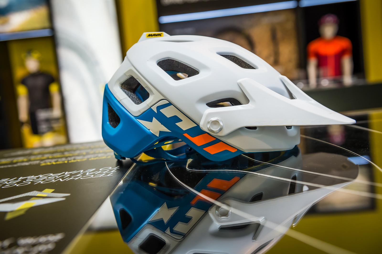 2016 Mavic Crossmax Pro Helmet - 2016 Mountain Bike Apparel & Protection at Eurobike - Mountain Biking Pictures - Vital MTB