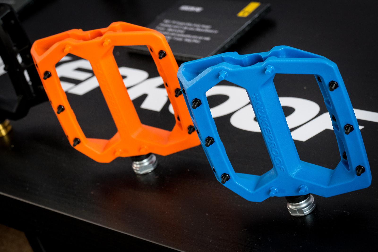 Nukeproof Horizon Comp Pedals - 2016 Mountain Bike Components at Eurobike - Mountain Biking Pictures - Vital MTB