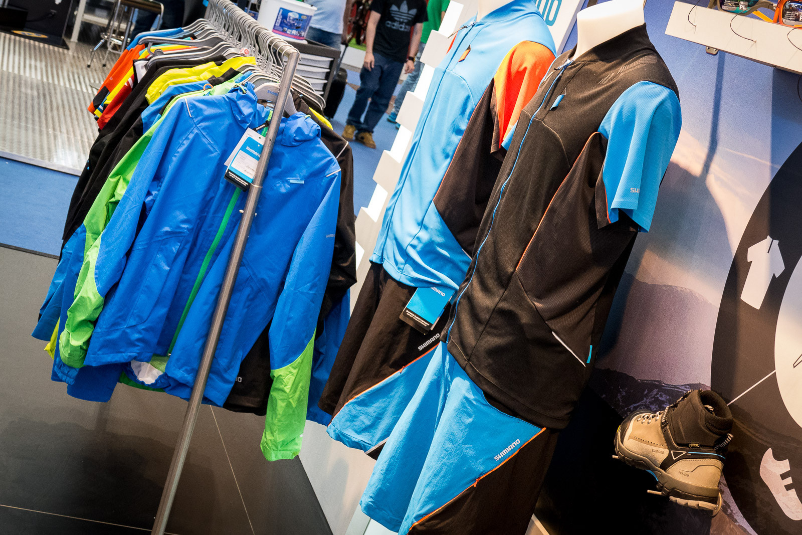 Shimano Does It All - 2016 Mountain Bike Apparel & Protection at Eurobike - Mountain Biking Pictures - Vital MTB