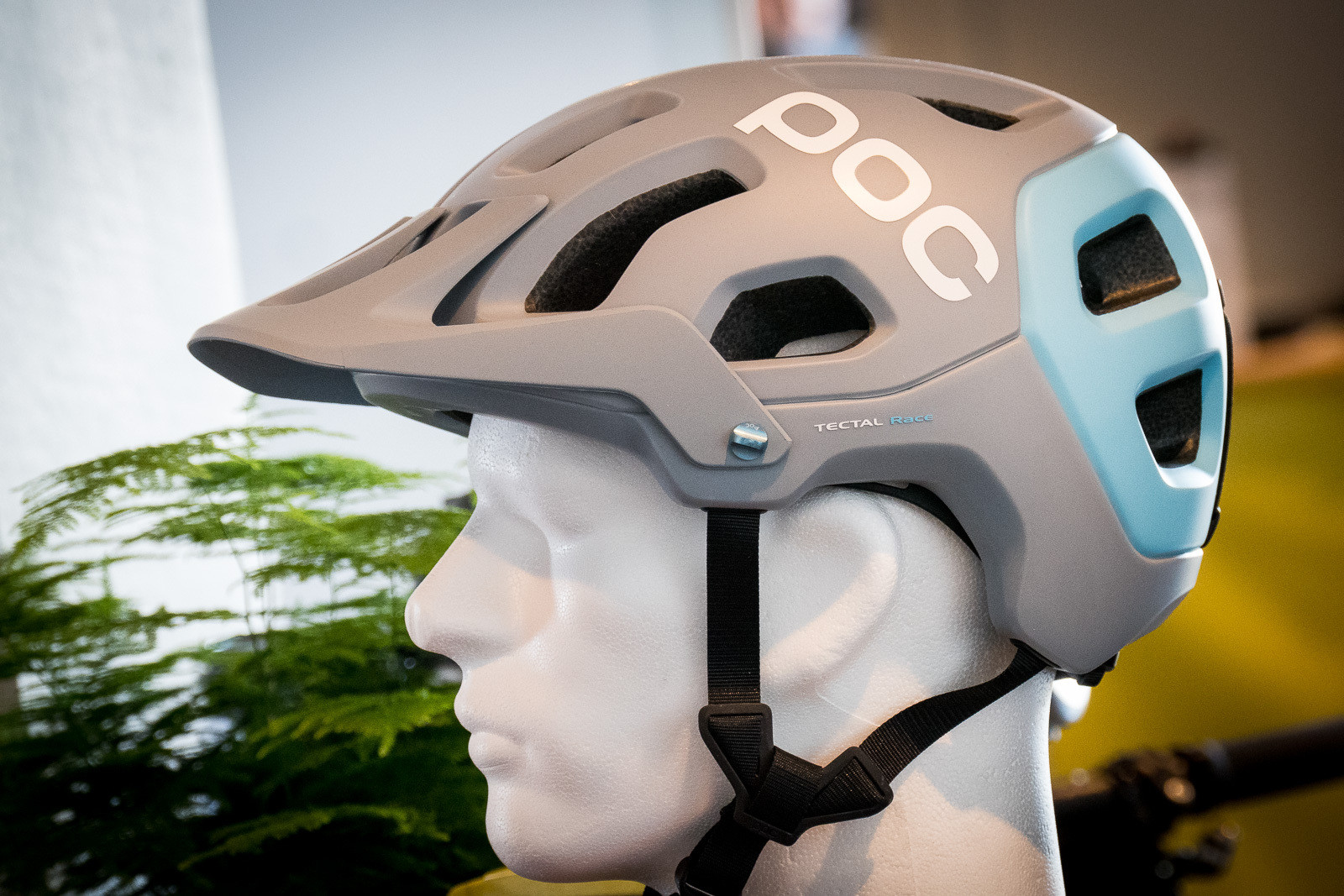 POC Tectal Race Helmet - 2016 Mountain Bike Apparel & Protection at Eurobike - Mountain Biking Pictures - Vital MTB
