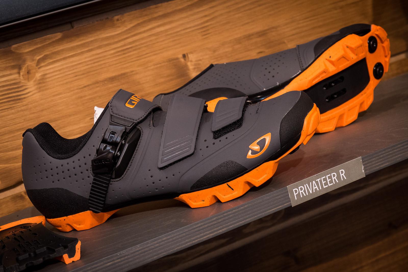 Giro Privateer R and Terraduro Shoes - 2016 Mountain Bike Apparel & Protection at Eurobike - Mountain Biking Pictures - Vital MTB