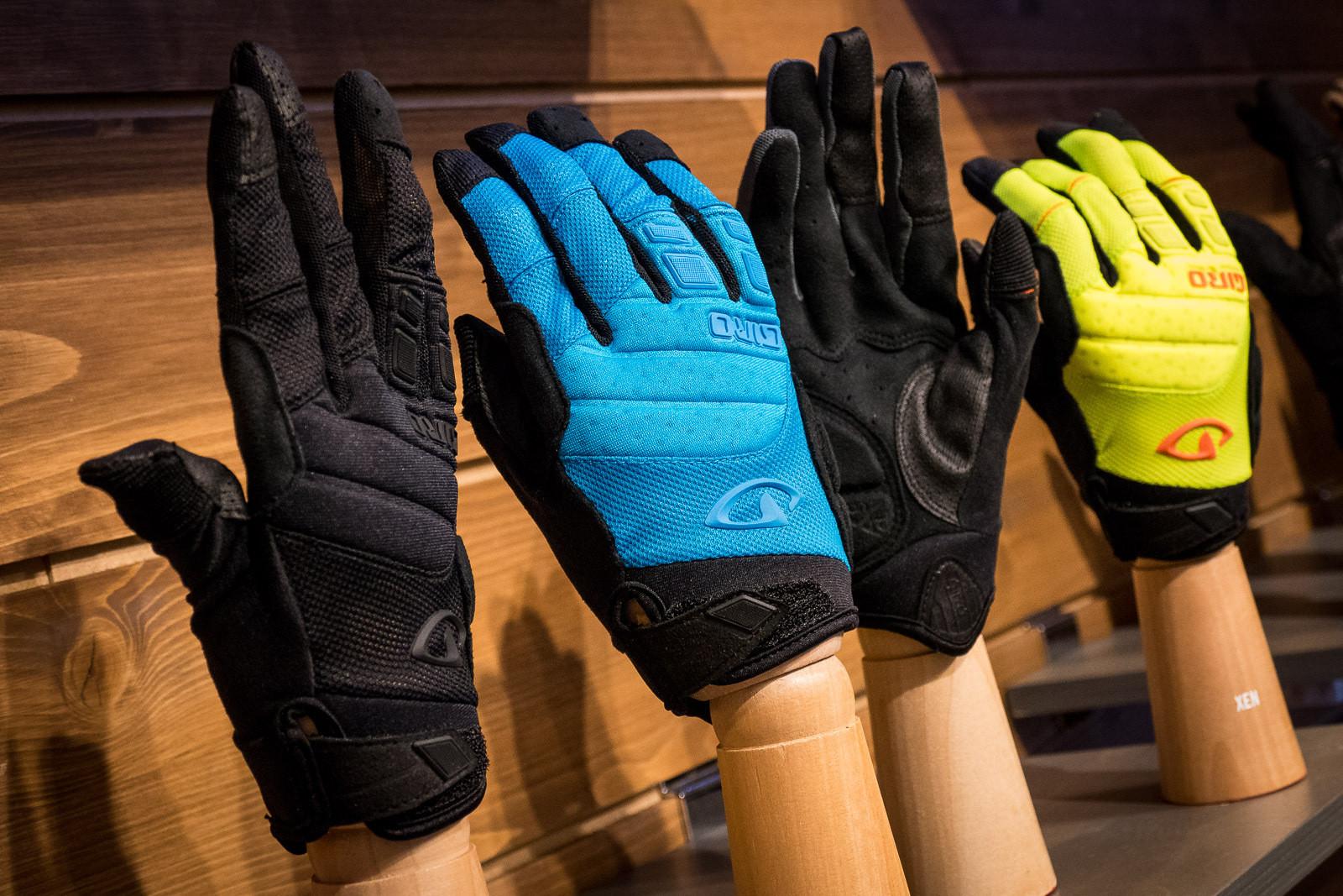 Giro Xen Gloves - 2016 Mountain Bike Apparel & Protection at Eurobike - Mountain Biking Pictures - Vital MTB