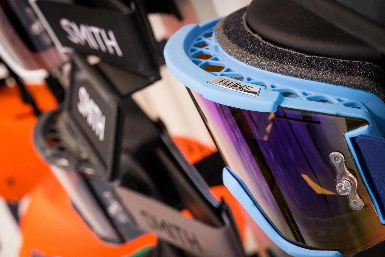 Smith Squad Mountain Bike Goggles - 2016 Mountain Bike Apparel & Protection at Eurobike - Mountain Biking Pictures - Vital MTB