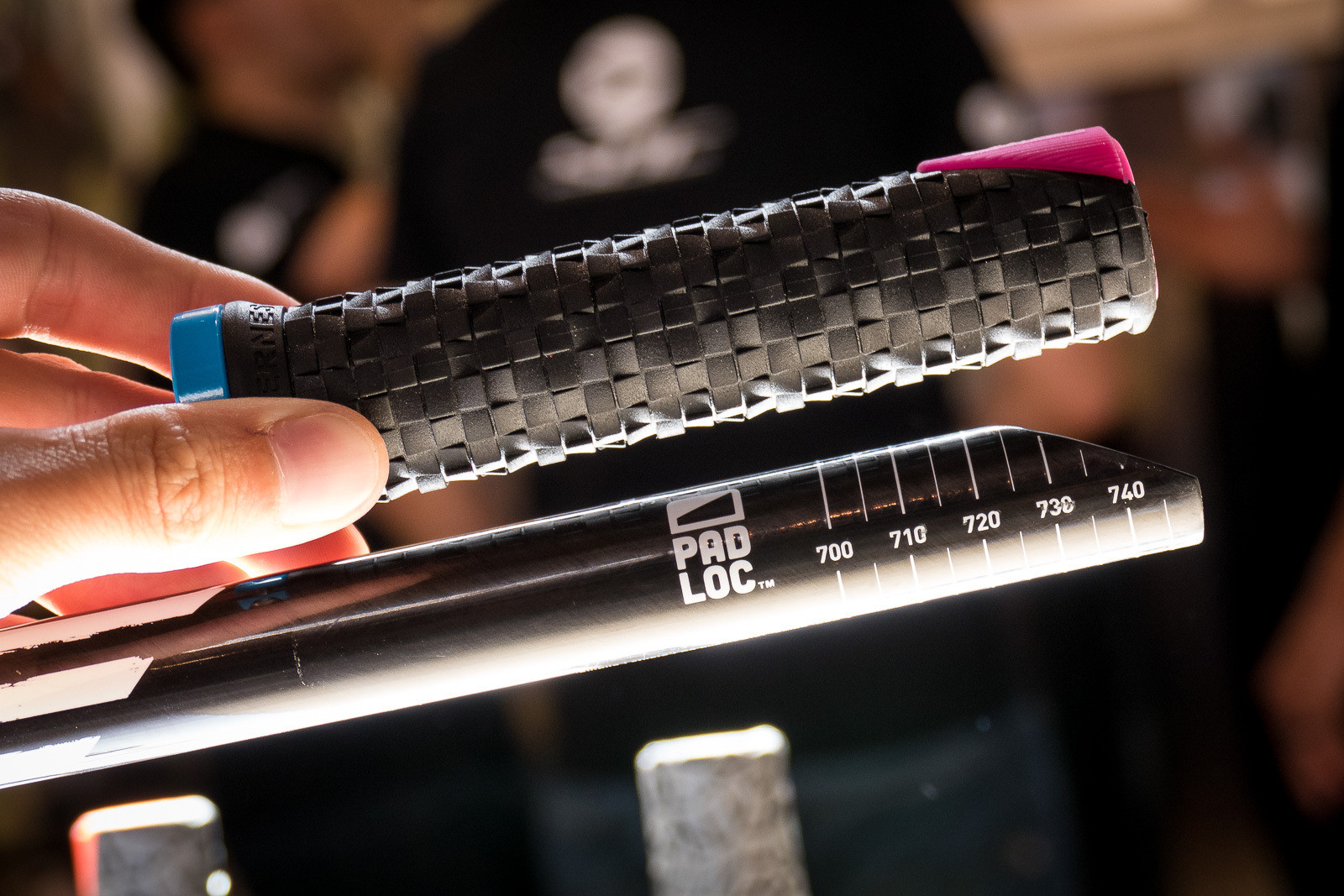WTB Pad Loc Grip and Bar System - 2016 Mountain Bike Components at Eurobike - Mountain Biking Pictures - Vital MTB