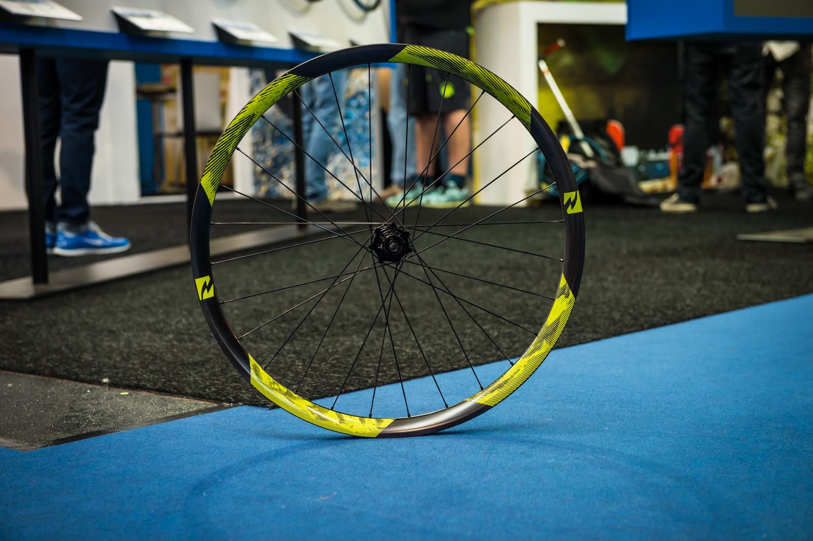Reynolds Enduro Wheel - 2016 Mountain Bike Components at Eurobike - Mountain Biking Pictures - Vital MTB