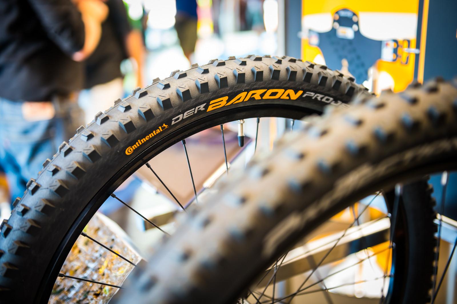 DVO Topaz - 2016 Mountain Bike Components at Eurobike