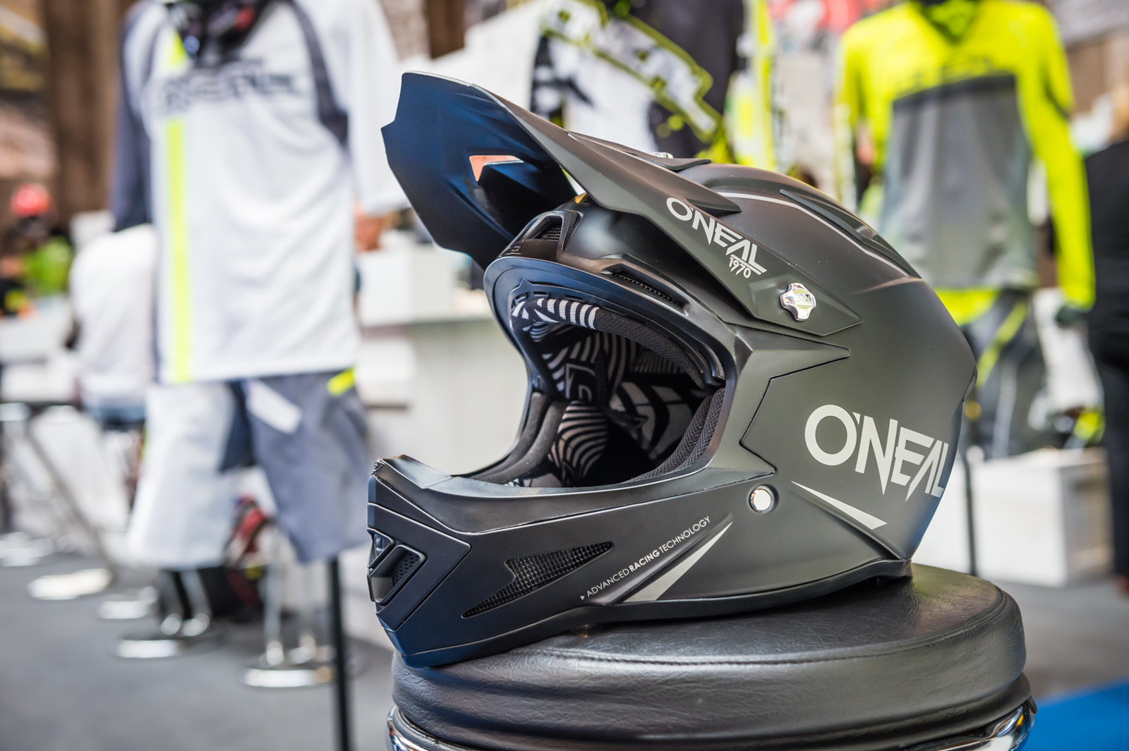 2016 O'Neal Warp, Fury Helmets and AMX Pads - 2016 Mountain Bike Apparel & Protection at Eurobike - Mountain Biking Pictures - Vital MTB
