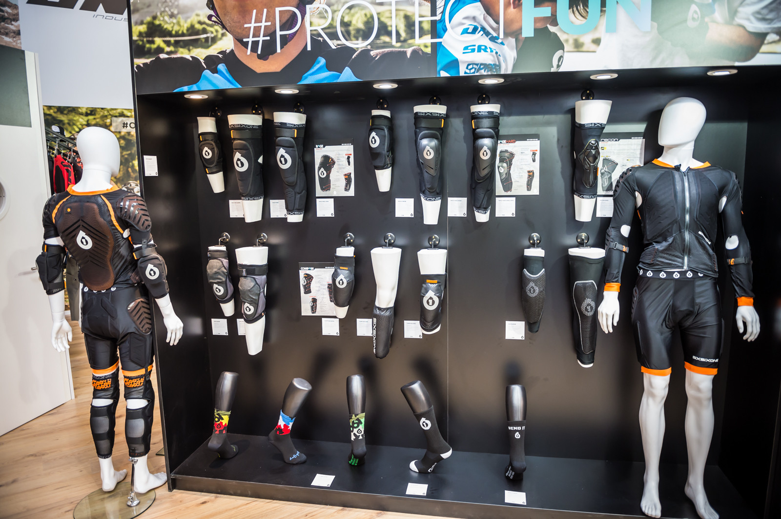 Sixsixone 2016 Range - 2016 Mountain Bike Apparel & Protection at Eurobike - Mountain Biking Pictures - Vital MTB