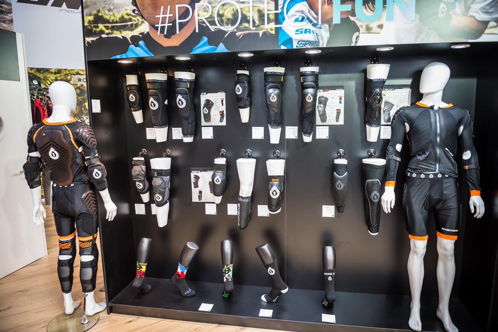 Sixsixone 2016 Range - 2016 Mountain Bike Apparel & Protection at Eurobike - Mountain Biking Pictures - Vital MTB