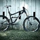 Vital's Banshee Spitfire Test Bike