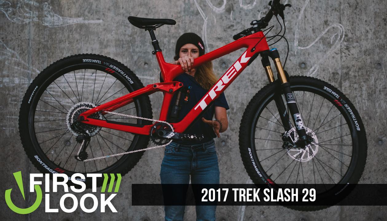 First Look: Trek's Race-Ready 2017 Slash 29 - Mountain Biking Pictures - Vital MTB