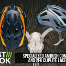 First Look: Specialized Ambush Comp Helmet and 2FO Cliplite Lace Shoes