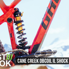 First Look: Cane Creek DB Coil Inline Shock and Lightweight Valt Spring