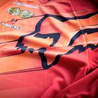 Pro Gear: Custom Rampage Threads by Fox Racing
