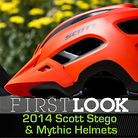 First Look: 2014 Scott Stego and Mythic Enduro/All-Mountain Helmets