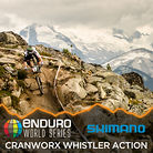 ENDURO ACTION: Crankworx Whistler EWS Race Day