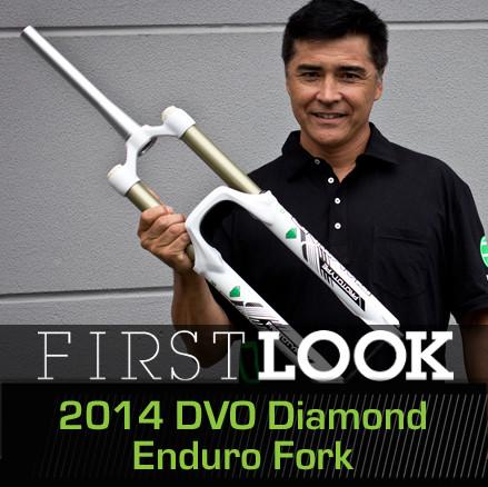 First Look: Prototype 2014 DVO Diamond Enduro Fork