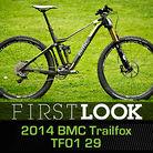 First Look: 2014 BMC Trailfox TF01 29 - The Swiss Army Knife Just Got a Bigger Blade