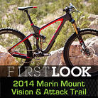First Look: Marin Reborn - 2014 Mount Vision and Attack Trail