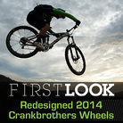 First Look: The Redesigned 2014 Crankbrothers Wheels are Wider, Lighter, Stiffer and Cheaper