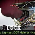 First Look: 2014 Kali Shiva - World's Lightest DOT Certified Full-Face Helmet