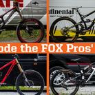 We Rode the FOX Pros' Bikes, Prototypes and All