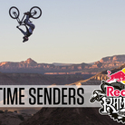 First Time Senders at Red Bull Rampage 2014