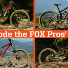We Rode the FOX Pros' Bikes, Prototypes and All - Enduro Edition