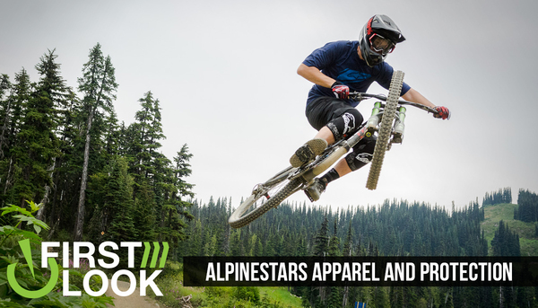 First Look: Alpinestars Mountain Bike Apparel and Protection