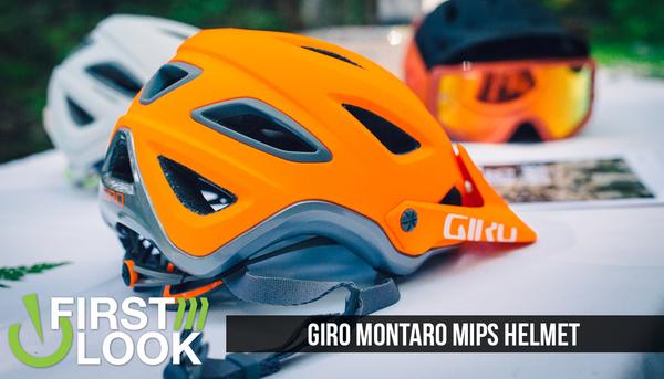 First Look: Giro Montaro MIPS Helmet