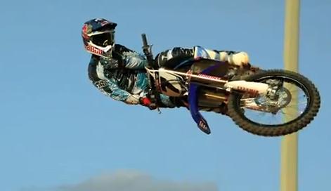 James Stewart Supercross Slo-Mo Moments