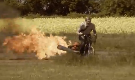 JET BIKE! - 'The Most Dangerous Unsafe Bike EVER'