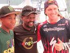 From South Africa to World Champs - Theo Ngubane's Success Story
