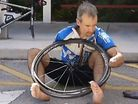No More Excuses! Man Changes a Flat Tire with NO HANDS