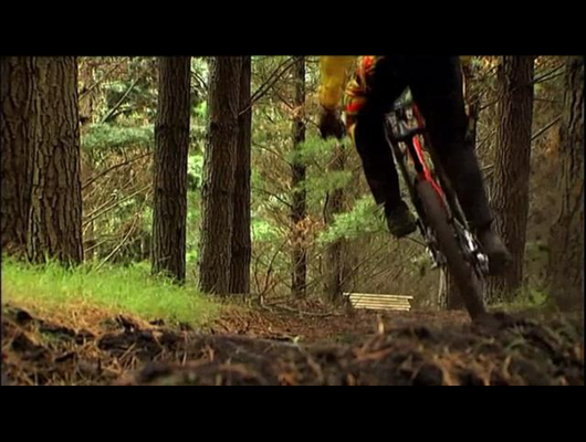 Brook MacDonald UCI World Jr Downhill Champ '09