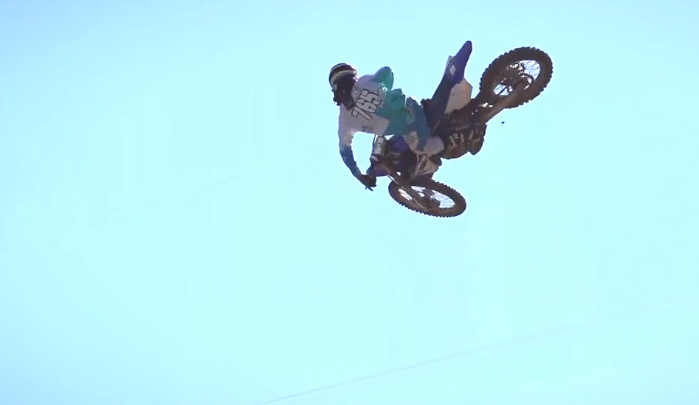 If Only He Could Whip His Mountain Bike Like That! From Moto to MTB, Mike Giese Rips