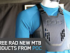 Three Rad New MTB Products from POC Sports - Sea Otter Classic
