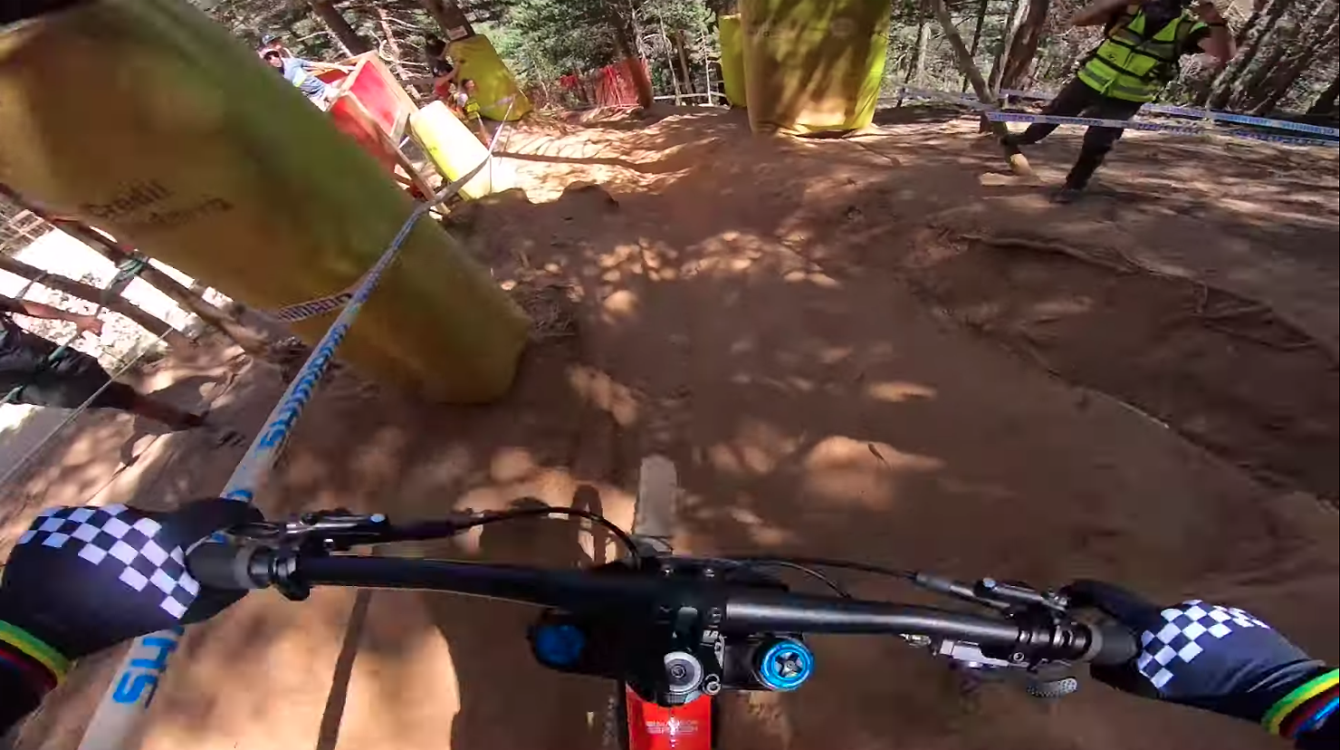 JUST HAULING! Watch Danny Hart's Wild Race Run Down Andorra