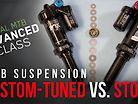 Custom-Tuned Versus Stock Mountain Bike Suspension - Vital MTB Advanced Class